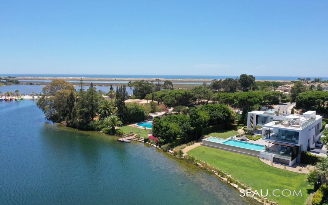 Super Villa Beira Lago 8, Quinta do Lago