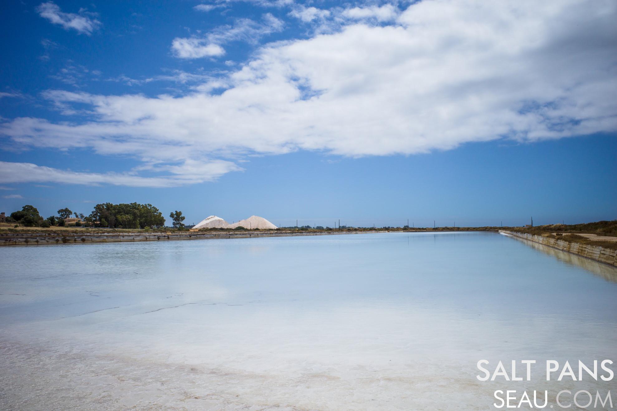 Salinas do Ludo, situadas na Ria Formosa junto à Quinta do Lago
